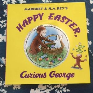 Other - Happy Easter, Curious George Book